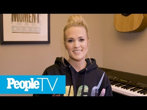 Kathi Yeager - Carrie Underwood Doesn't Like Hotels On Vacation, But Rather Does This....