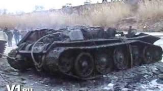 В проруби нашли советский танк, Волгоградская область(http://v1.ru/newsline/357464.html По словам специалистов, боевая машина, предположительно, является одним из десяти..., 2011-01-31T10:22:27.000Z)