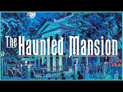 Inside The Eclectic Horrors Of Disneyland's THE HAUNTED MANSION