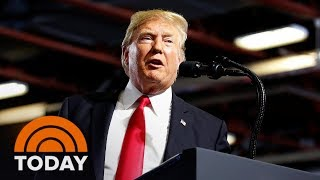 President Donald Trump Zeroes In On Final Four Picks For Supreme Court Nomination | TODAY