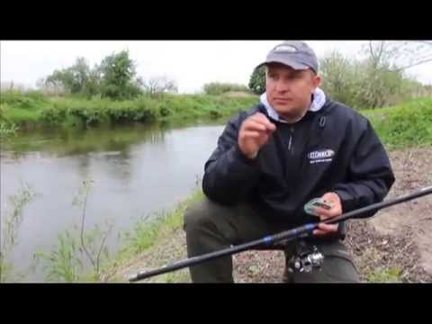 Передача На рыбалке 28 мая 2013 г. Ловля голавля на майского жука на р.Преголе