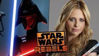 Sarah Michelle Gellar Star Wars Character REVEALED