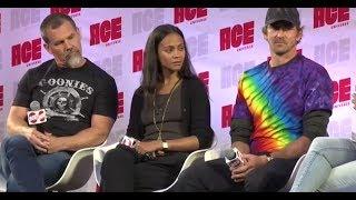 Josh Brolin, Zoe Saldana & Lee Pace at ACE Comic Con in Seatle (30/06/19)