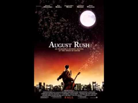Break (WITH CELLO PART) - Jonathan Rhys Meyers (August Rush Soundtrack full song)