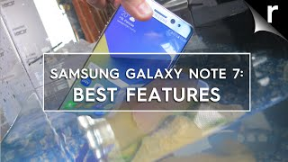 Samsung Galaxy Note 7 Hands-On: Best new features reviewed