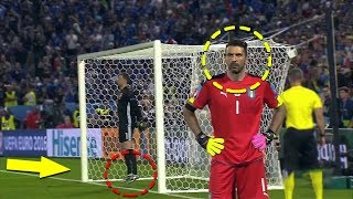10 Famous Penalty Saves ● Heroic Goalkeepers Saves