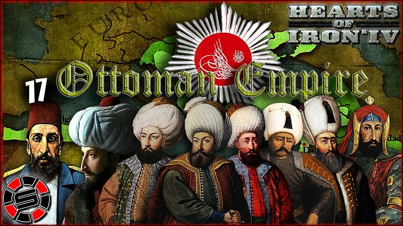 MANPOWER EXPLOIT ~ HOI IV ~ Rise Of The Kaiserreich - Ottoman Empire ep17
