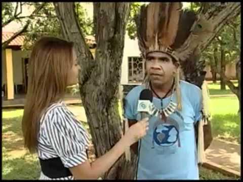 Entrevista com cacique Babau - Povo Tupinambá