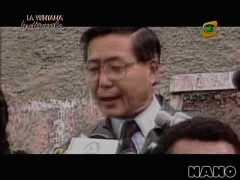 Fujimori: La guerra clandestina p1 [de 2] (La Ventana Indiscreta 11-12-2007)