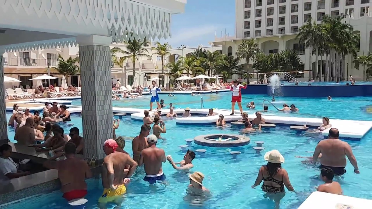 Aruba Palm Beach Riu Palace 2017