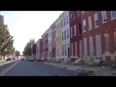 Baltimore Ghetto Tour - 2014