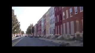 Baltimore Ghetto Tour - 2014