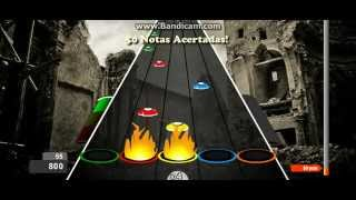 Guitar flash Angels Holocaust Crystal Night Medio Récord (24179 pts.)