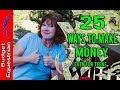 25 Ways Anyone Can Earn Extra Money