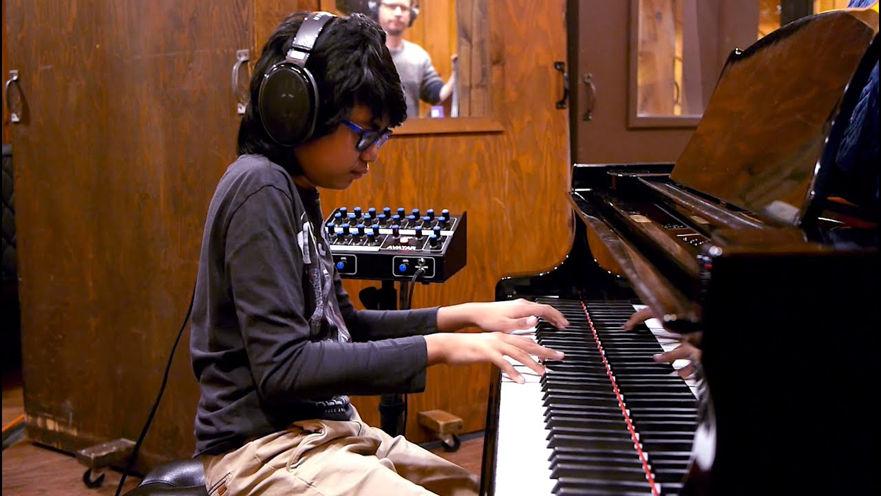 Joey Alexander | Countdown ft. Larry Grenadier and Ulysses Owens Jr. (In Studio Performance)