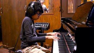 Joey Alexander - Countdown ft. Larry Grenadier and Ulysses Owens Jr. (In Studio Performance)