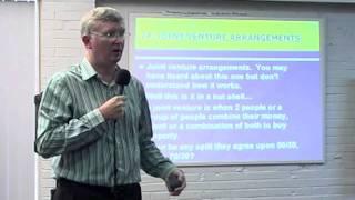 The Property King-Sean Summerville Joint Venture Arrangements Part 24