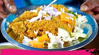 Indian STREET FOOD in Kannur - Mussel Tapioca, Buffalo Chili & Patel Mutton | Kerala, India