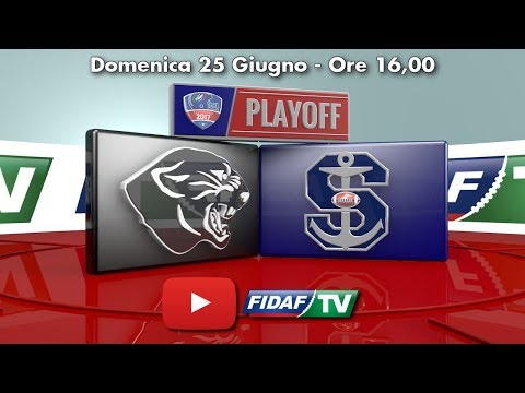 SEMIFINALI: Panthers Parma vs Seamen Milano