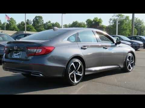 New 2019 Honda Accord Greenville SC Easley, SC #191901 - SOLD