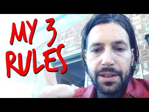 My 3 Rules for Manifesting Life Success