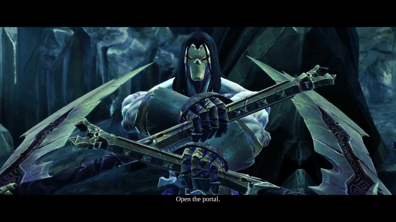 Darksiders 2 Death vs War - YouTube