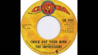 The impressions:Check out your mind
