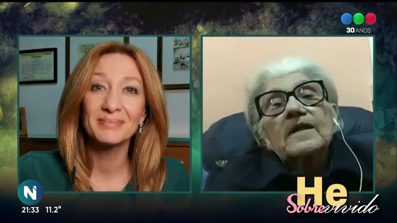La dura historia de Susana Galeano: con 83 años SUPERÓ el COVID-19 - #HeSobrevivido