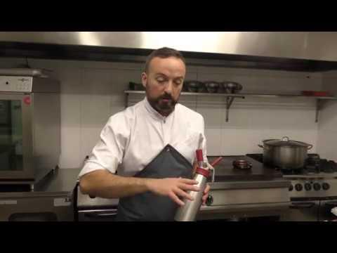 Red Mullet Signature Dish Plating At 1 Star Michelin Restaurant Pedro Lemos In Porto, Portugal