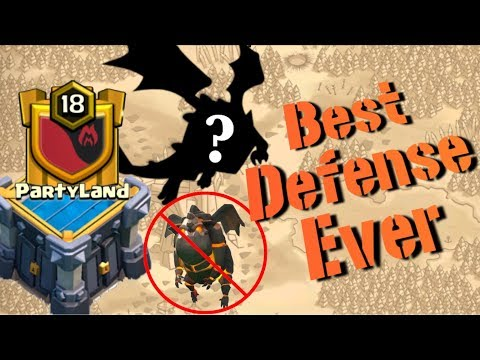 Best troops for Clan Castle Defense! - All TH levels - Tips and Tricks