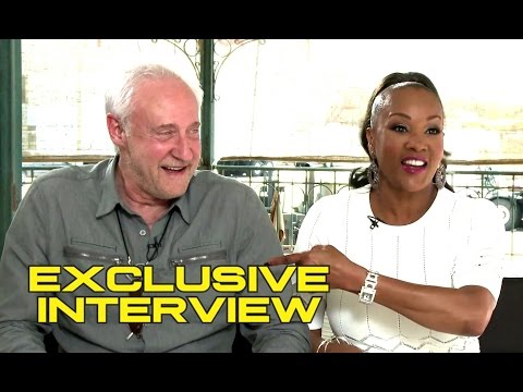 Brent Spiner and Vivica A. Fox Exclusive Interview for INDEPENDENCE DAY: RESURGENCE