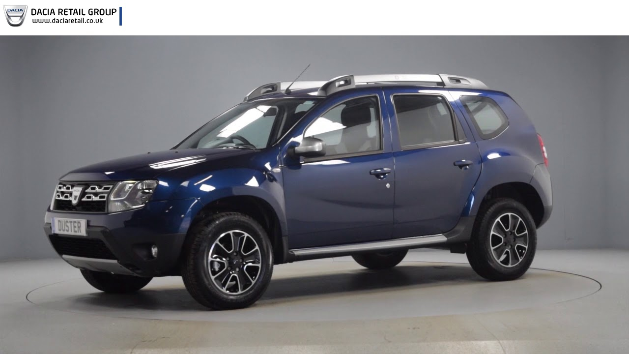 dacia duster prestige cosmos blue youtube. Black Bedroom Furniture Sets. Home Design Ideas