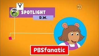 PBS Kids im Rampenlicht: D. W. ARTHUR (2016)