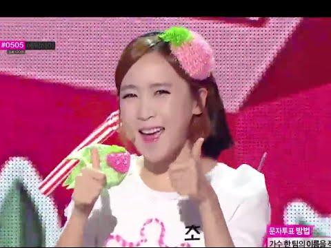 Strawberry Milk - OK, 딸기우유 - 오케이, Music Core 20141108