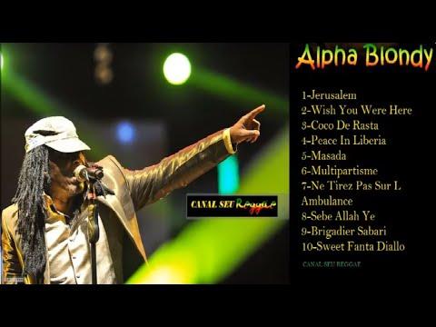 ALFA BLONDY MASSADA GRATUITO CD DOWNLOAD