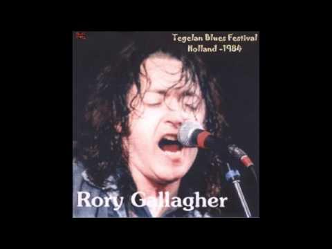 Rory Gallagher - Tegelen 1984