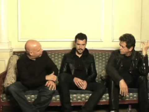 The Killers and Lou Reed