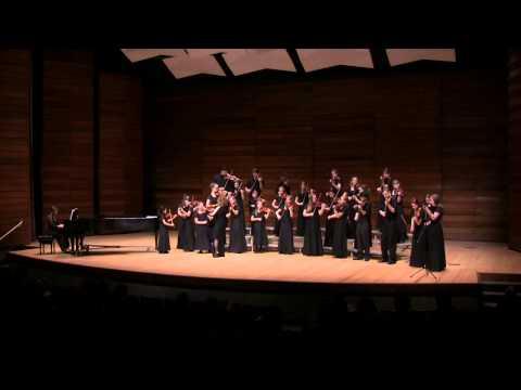 Siskiyou Violins performing The Joke - SOU Recital Hall 2/8/14