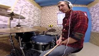 Барабаны . Попытка записать видео урок!