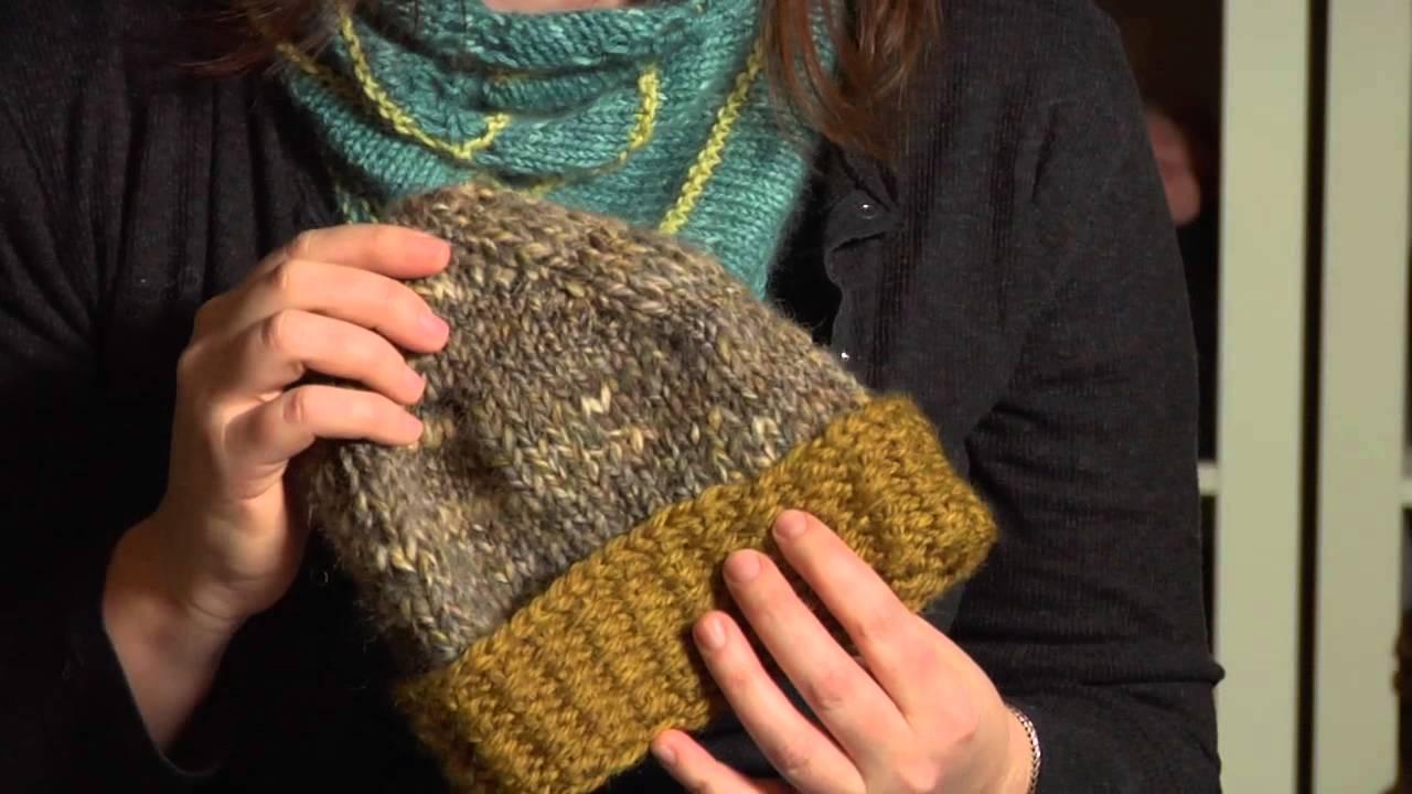 Knit Hat Ideas   Knitting Hats - YouTube 8dab43fa3