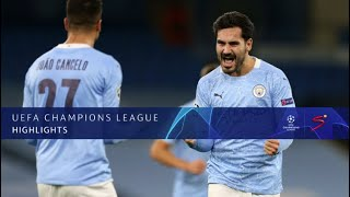 UEFA Champions League | Manchester City v FC Porto I Highlights