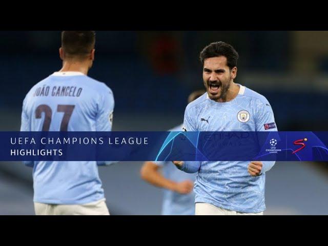 UEFA Champions League | Manchester City v FC Porto I Highlights