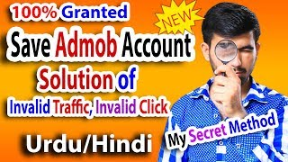 How to Save Admob Account From Suspension | Solution of Invalid Traffic, Invalid Click