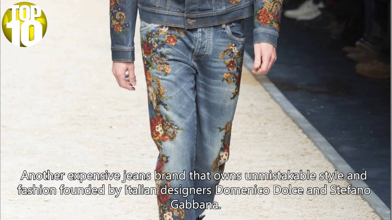 ae82905252b1fa Top Ten Most Expensive Jeans In The World 2016 - YouTube