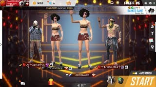 Garena Free Fire Live Rank Rush Game play #AAWARA007 @FREEFIRE @FREEFIRELIVE