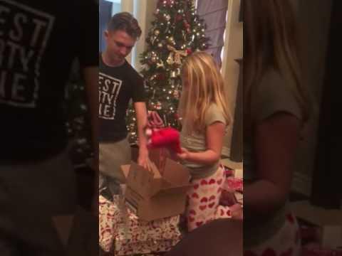 Ava's Christmas Puppy Surprise