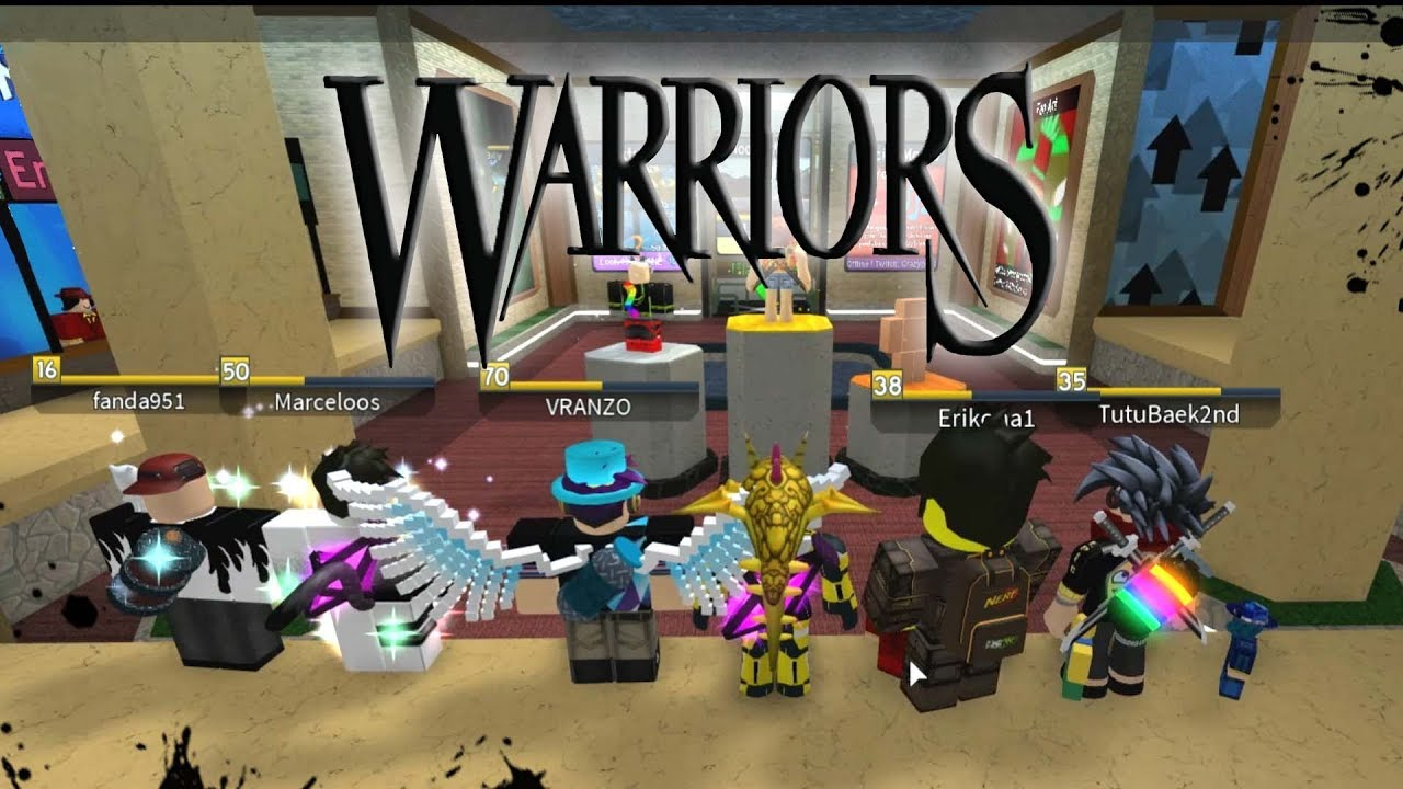 Roblox Flood Escape 2 The Return Of The Warriors Youtube