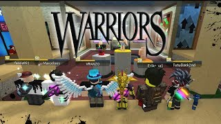 Roblox | Flood Escape 2 - The return of the Warriors!