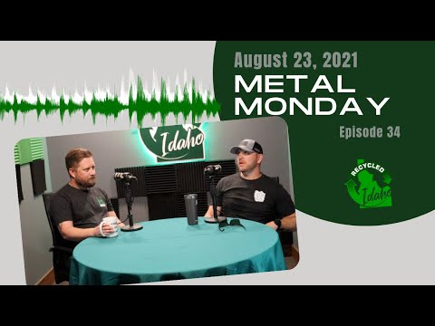 Metal Monday Episode #34 With Nick and Brett, August 23, 2021