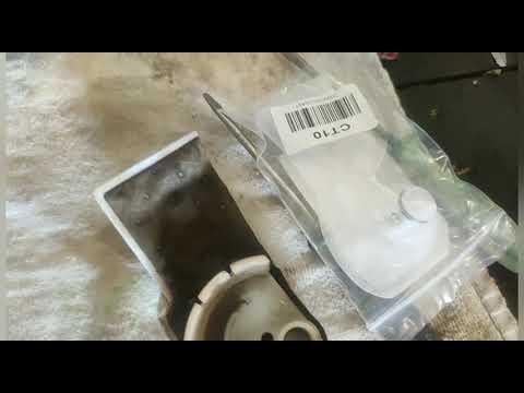 Замена топливного фильтра Шевроле Каптива